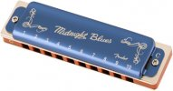 Fender Midnight Blues Harmonica in C