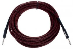 Fender Prof. Cable Tweed Red 7,5m