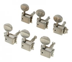Fender Roadworn Guitar Machine Heads