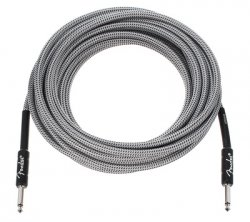 Fender Prof. Cable Tweed White 7,5m