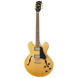 Gibson ES-335 Satin Natural E-Gitarre