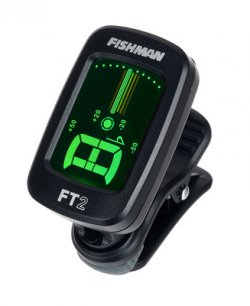 Fishman FT-2 Clip On Tuner